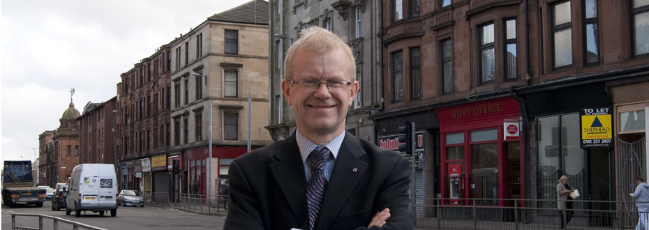 John Mason MSP – supporting local businesses