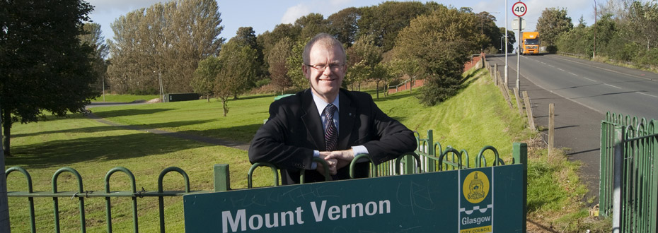 John Mason MSP – working for a greener Scotland
